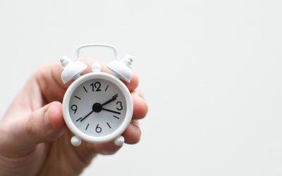 ניהול זמן זה בראש שלנו